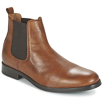 Chaussures Air max tnHomme Boots Selected SHDOLIVER CHELSEA BOOT NOOS Cognac