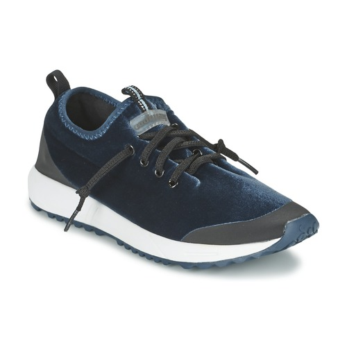 Chaussures Femme Baskets basses Coolway TAHALIFIT Bleu