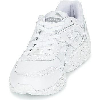 Puma R698 SPECKLE Blanc / Argent Ucy2fHt316