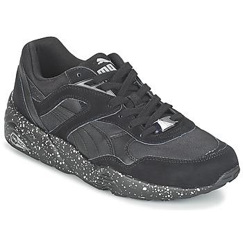 Chaussures Air max tnHomme Baskets basses Puma R698 SPECKLE V2 Noir / Argent