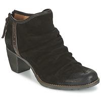 Chaussures Femme Low boots Dkode CARTER Noir