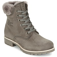 Chaussures Femme Boots Panama Jack PANAMA Gris