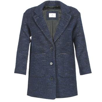 Vêtements Femme Manteaux Loreak Mendian MARE Bleu