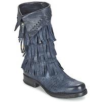 Chaussures Femme Bottes ville Airstep / A.S.98 SAINT VO Bleu
