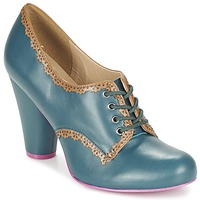 Chaussures Air max tnFemme Low boots Cristofoli POSS CHAV Bleu Petrol