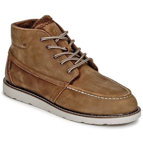 Chaussures Homme Boots Element BANKTON Taupe