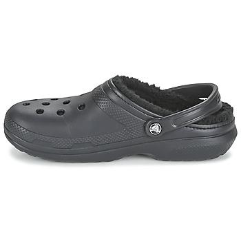 Crocs CLASSIC LINED CLOG Noir zdmXhl