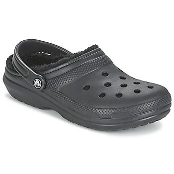 Sabots Crocs CLASSIC LINED CLOG Noir