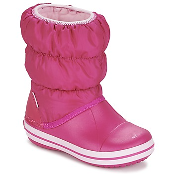 Bottes de neige Crocs WINTER PUFF BOOT KIDS