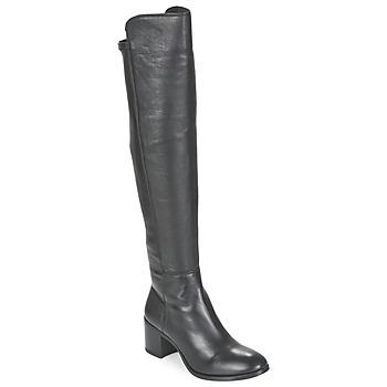 Chaussures Air max tnFemme Bottes ville Unisa FARIA Noir