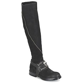 Chaussures Femme Bottes ville Now CALOPORO Noir