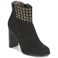 Chaussures Femme Bottines Replay HAVERHILL Noir