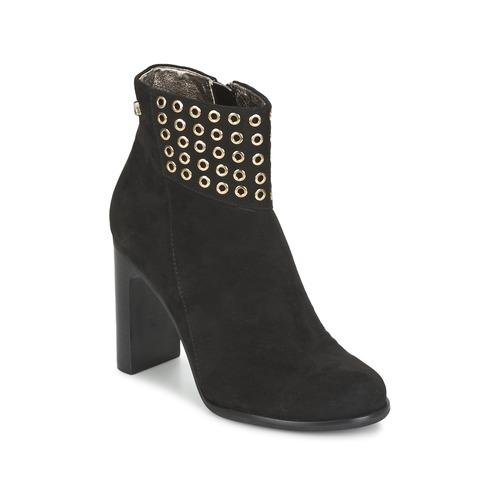 Chaussures Femme Bottines Replay HAVERHILL Noir