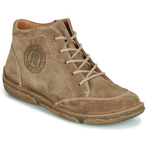 Chaussures Femme Boots Josef Seibel NEELE 01 Marron
