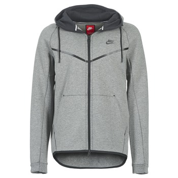 Nike TECH FLEECE WINDRUNNER HOODIE Gris