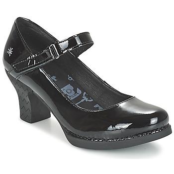 Chaussures Femme Escarpins Art HARLEM Noir