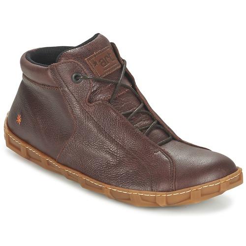 Chaussures Homme Boots Art MELBOURNE Marron