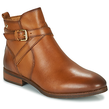 Chaussures Femme Boots Pikolinos ROYAL W4D Cognac