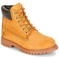 Chaussures Femme Boots Lumberjack RIVER Miel