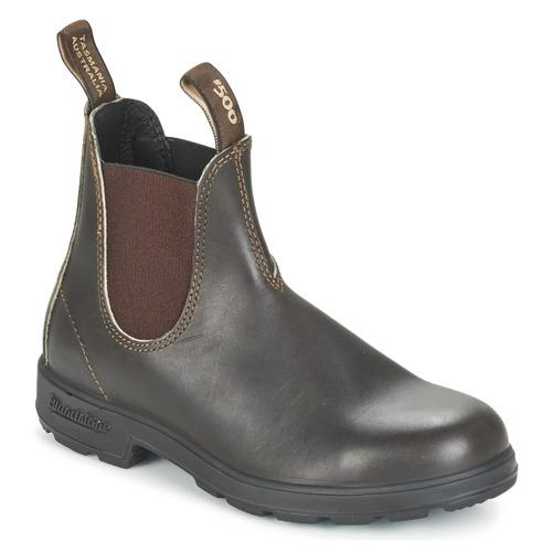 Chaussures Boots Blundstone ORIGINAL CHELSEA BOOTS Marron