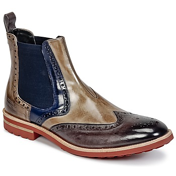 Chaussures Homme Boots Melvin & Hamilton EDDY 13 Marron / Bleu