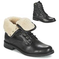Chaussures Femme Boots Mustang SABORA Noir