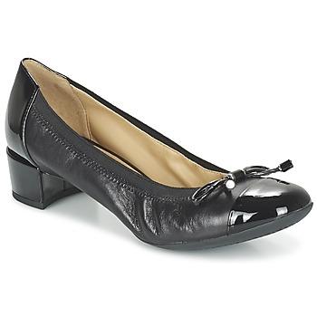 Chaussures Femme Escarpins Geox CAREY A Noir