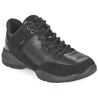 Chaussures Femme Baskets basses Geox SFINGE A Noir