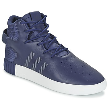 Chaussures Homme Baskets montantes adidas Originals TUBULAR INVADER Marine