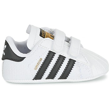 Baskets basses enfant adidas SUPERSTAR CRIB