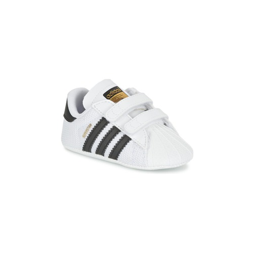 adidas Originals SUPERSTAR CRIB Blanc