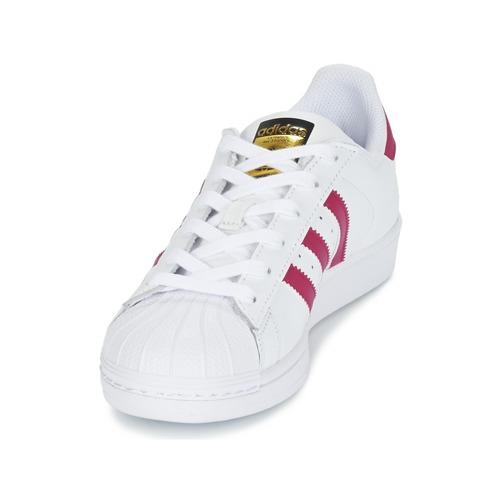 adidas Originals SUPERSTAR FOUNDATIO Blanc