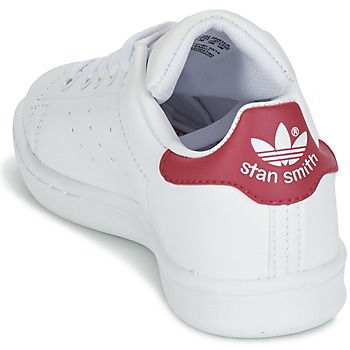 adidas Originals STAN SMITH EL C Blanc / Rose