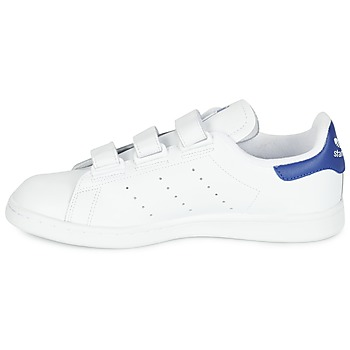 adidas Originals STAN SMITH CF Blanc / Bleu