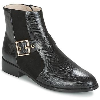 Chaussures Femme Boots Mellow Yellow ALDANA Noir