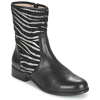 Chaussures Femme Boots Mellow Yellow ALICIA Noir