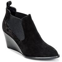 Chaussures Femme Low boots Robert Clergerie OLAV Noir