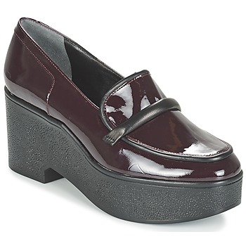 Chaussures Femme Mocassins Robert Clergerie XOCOLE Bordeaux
