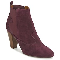 Chaussures Femme Bottines Heyraud DAISY Bordeaux