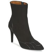 Chaussures Femme Bottines Heyraud DARLING Noir