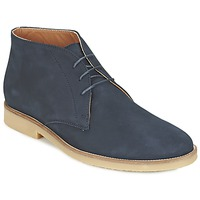 Chaussures Homme Boots Hackett CHUKKA BOOT Marine