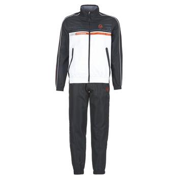 Joggings / Survêtements Sergio Tacchini EMPIRIC TRACKSUIT Noir / Blanc