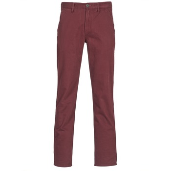 Vêtements Homme Chinos / Carrots Timberland SQUAM LAKE CHINO Bordeaux