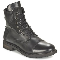 Chaussures Homme Boots Bunker RESCUE Noir
