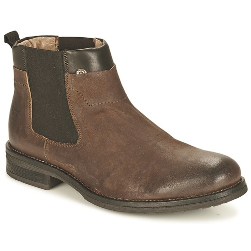 Chaussures Homme Boots Coqueterra ARMY Marron