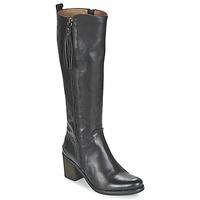 Chaussures Femme Bottes ville Coqueterra SHEILA Noir