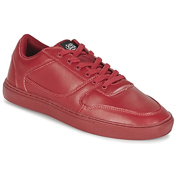 Chaussures Homme Baskets basses Sixth June SEED ESSENTIAL Rouge