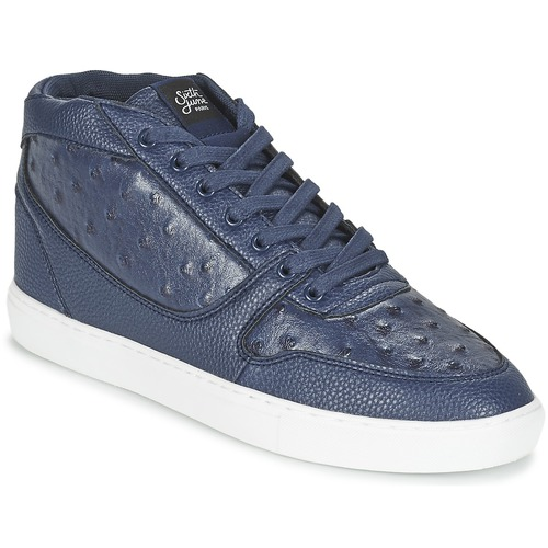 Chaussures Homme Baskets montantes Sixth June NATION PEAK Marine