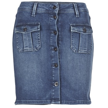 Vêtements Femme Jupes Pepe jeans SCARLETT Bleu