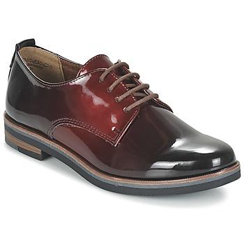 Chaussures Femme Derbies Marco Tozzi TREFLO Rouge foncé